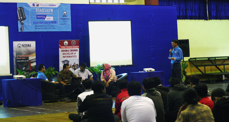 STIKI Dukung Program Technopreneurship APTIKOM