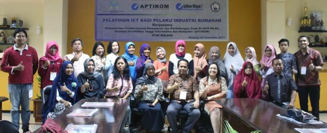 STIKI Latih ICT Bagi Pelaku Industri Rumahan